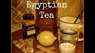 Egyptian Tea for Flu & Cold Thumbnail