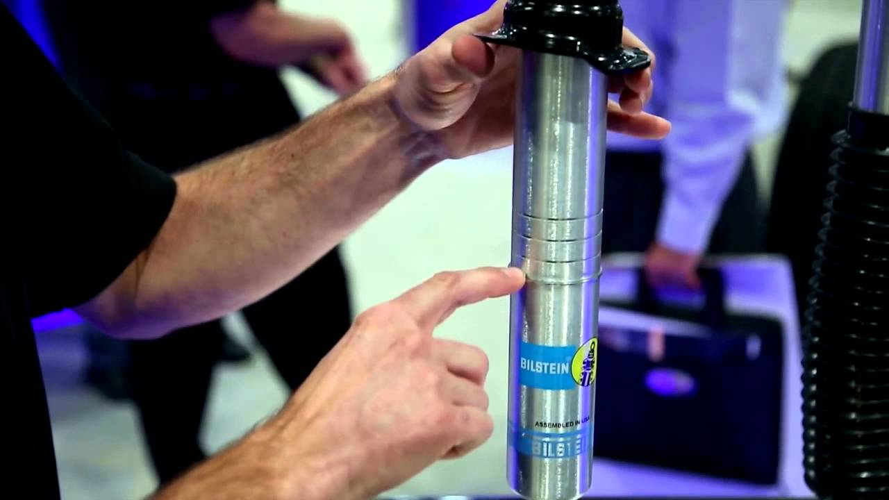 Bilstein 5100 Series Shocks Review Sema 2013 Youtube