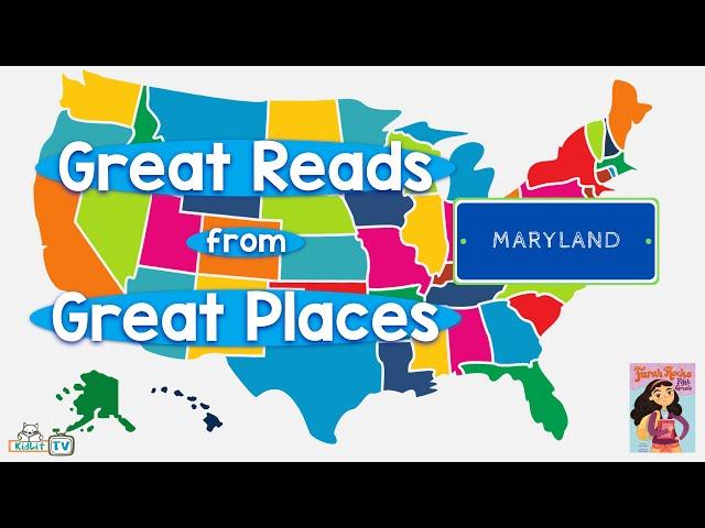 Great Reads from Great Places Susan Muaddi Darraj's FARAH ROCKS FIFTH GRADE Maryland