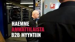REKRY: B2B myynnin ammattilainen, Närhi Oy