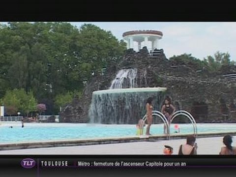 La piscine alfred nakache garde sa grotte toulouse youtube for Piscine 50m toulouse
