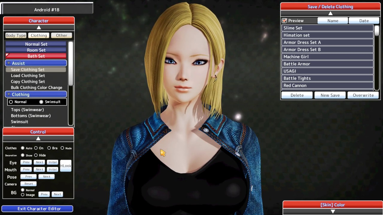 Android 18 honey select - 2 part 1