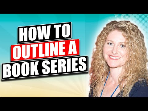 How To Outline A Book Series