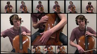 Radiohead - Burn the Witch (Cello Cover)
