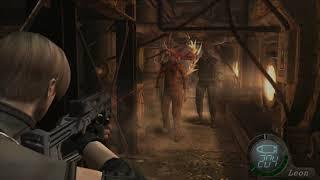 Resident Evil 4 - Chapter 5-3 01 Base - Boiler Area