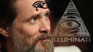 Jim Carrey Anuncia Existencia de los Illuminatis en vivo thumbnail