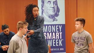 2019 Money Smart Week Michigan with The Reminders