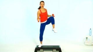 20 Minuten-Training Step Vol.1 mit Nadine Kortenbruck