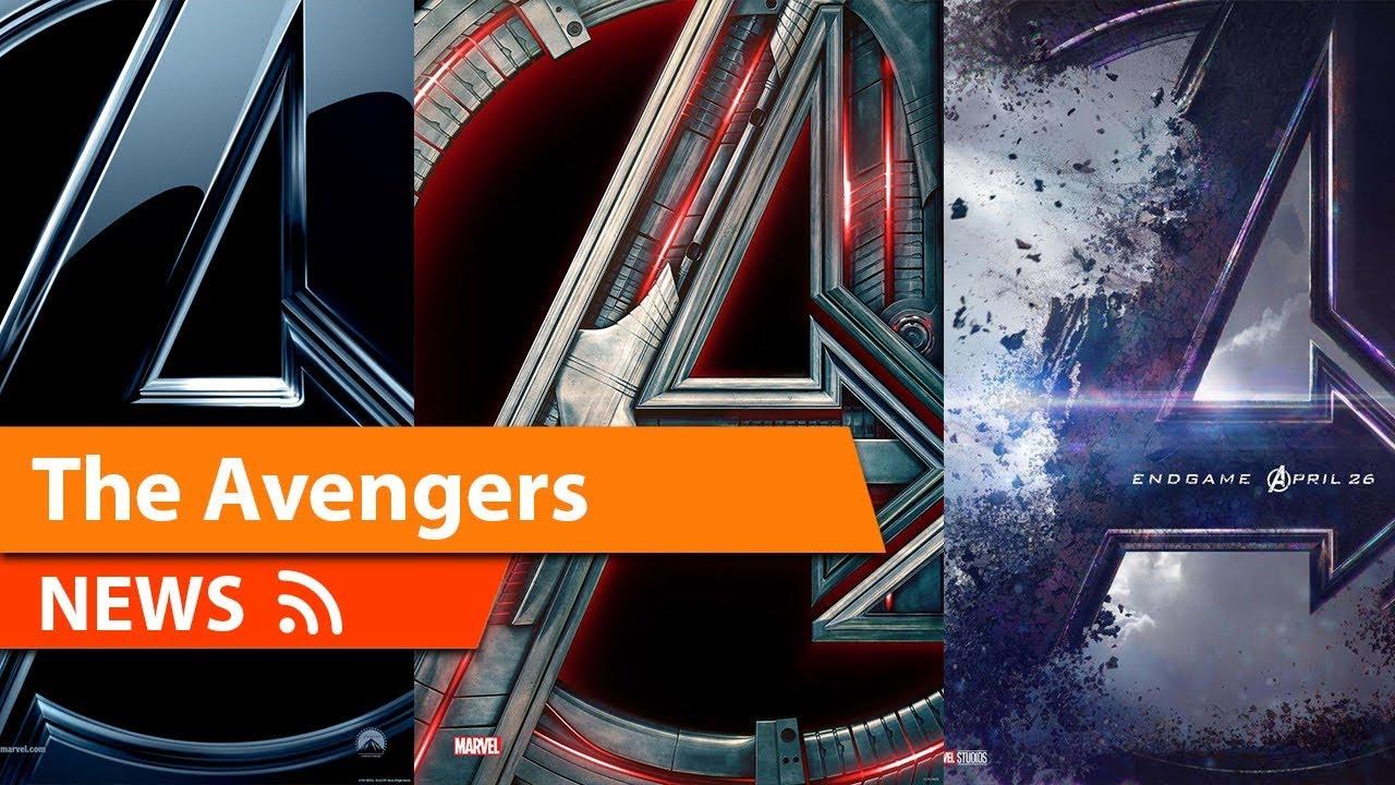 Evolution Of The Avengers Poster The Avengers Avengers Endgame