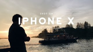 iPhone X 4k Video | The Other Side of Singapore