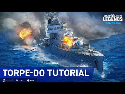 World of Warships: Legends │How to Torpedo - YouTube