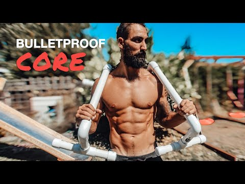Core Workout at Home (5 HARD Exercises)