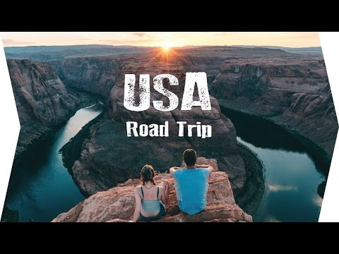 USA Road Trip '16 // (Grand Canyon, Zion National Park, Yosemite National Park, Death Valley)
