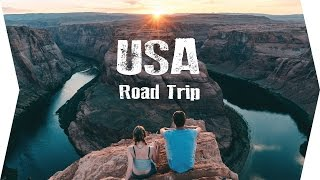 USA Road Trip // (Grand Canyon, Zion National Park, Yosemite National Park, Death Valley)