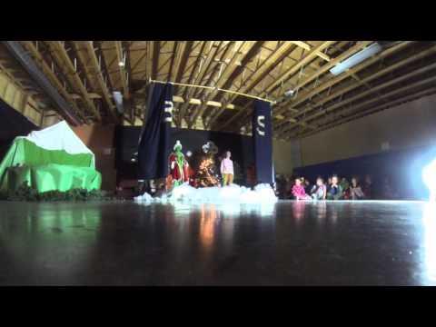 Big White Community School Christmas Play 2013