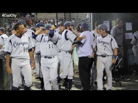 2016 Cypress College Baseball State Final Four Highlights