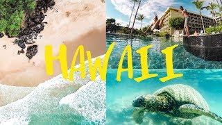 Hawaii, Big Island   DJI, GoPro, Knekt