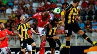 Resumen Benfica 1-1 Peñarol