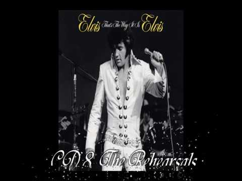 Elvis Thats The Way It Is CD8 - The Rehearsal ( Full Album) from Thats The Way It Is 8CD Box (2014)