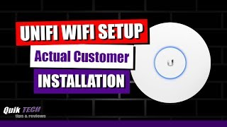 Unifi WiFi Client Home Install