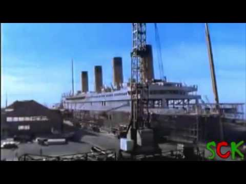 "JAMES CAMERON'S TITANIC 1997 ""Making the Ship for the Movie"""