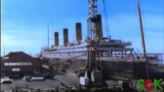 JAMES CAMERON S TITANIC 1997 Making the Ship for the Movie