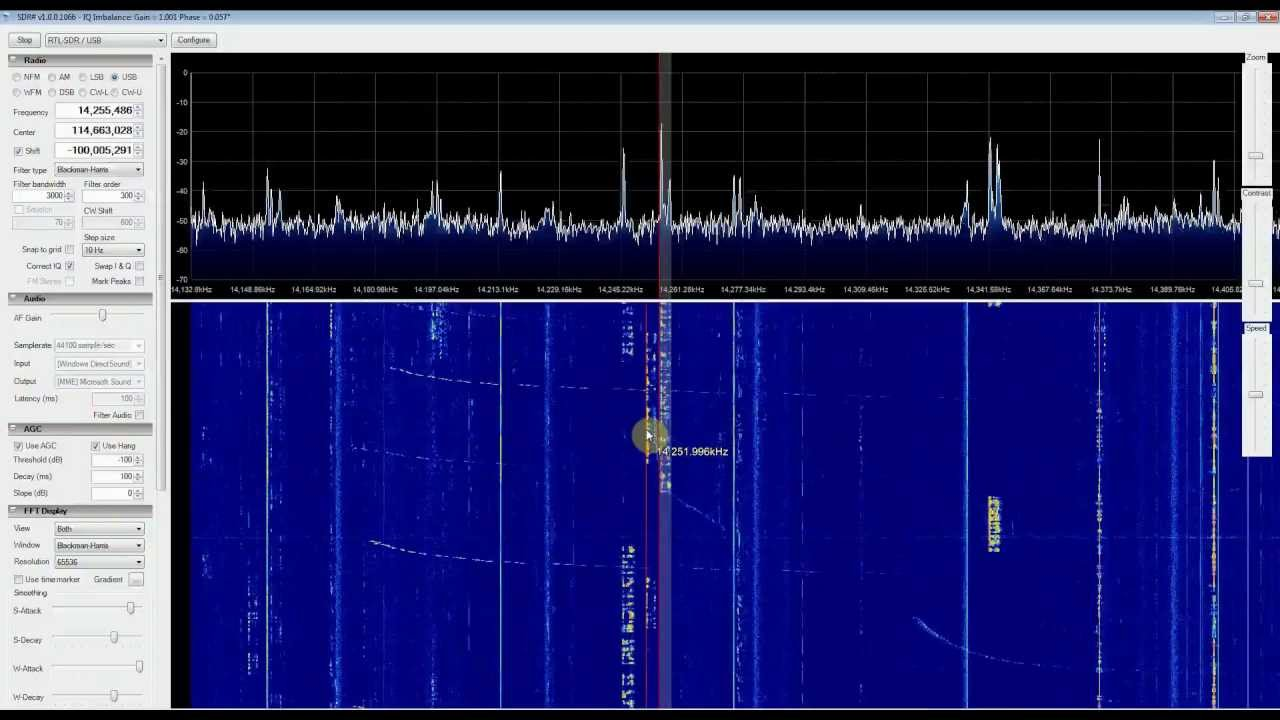 Sdr sharp 2832