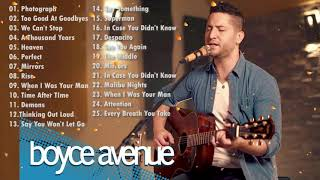 Acoustic 2019 The Best Acoustic Covers of Popular Songs 2019  Boyce Avenue