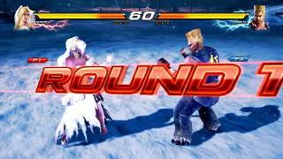 Victim of Ritual VS Ando - Pools Phase 1 - Combo Breaker 2018 - Tekken World Tour in Illinois