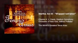 """Martha: Act III - """"M"""
