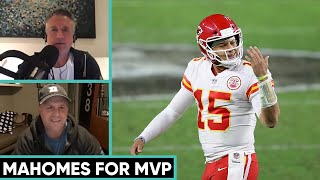 The ringer's bill simmons is joined by cousin sal to discuss chiefs' comeback win over raiders and patrick mahomes's ironclad case for mvp. they also...