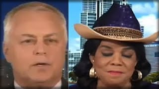 THIS BRIGADIER GENERAL JUST MUZZLED FREDERICA WILSON WITH THESE 4 WORDS