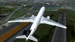 air china ca908 a330 200 b 6091 so paulo gru madrid mad