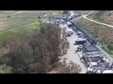 Southern California Gas Compay Gas Storage Facility in Playa Del Rey