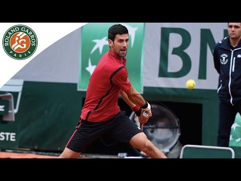 Novak Djokovic v Tomas Berdych Highlights - Men's Quarterfinals 2016 - Roland Garros