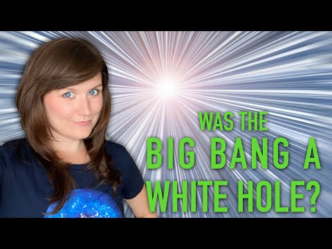 Was the Big Bang a WHITE hole?