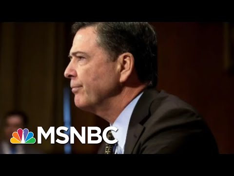 NYT: FBI Worried Donald Trump Was In Russian Employ After James Comey Firing | Rachel Maddow | MSNBC