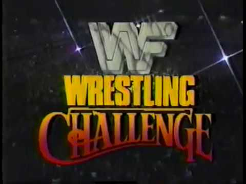 WWF Wrestling Challenge April 1987
