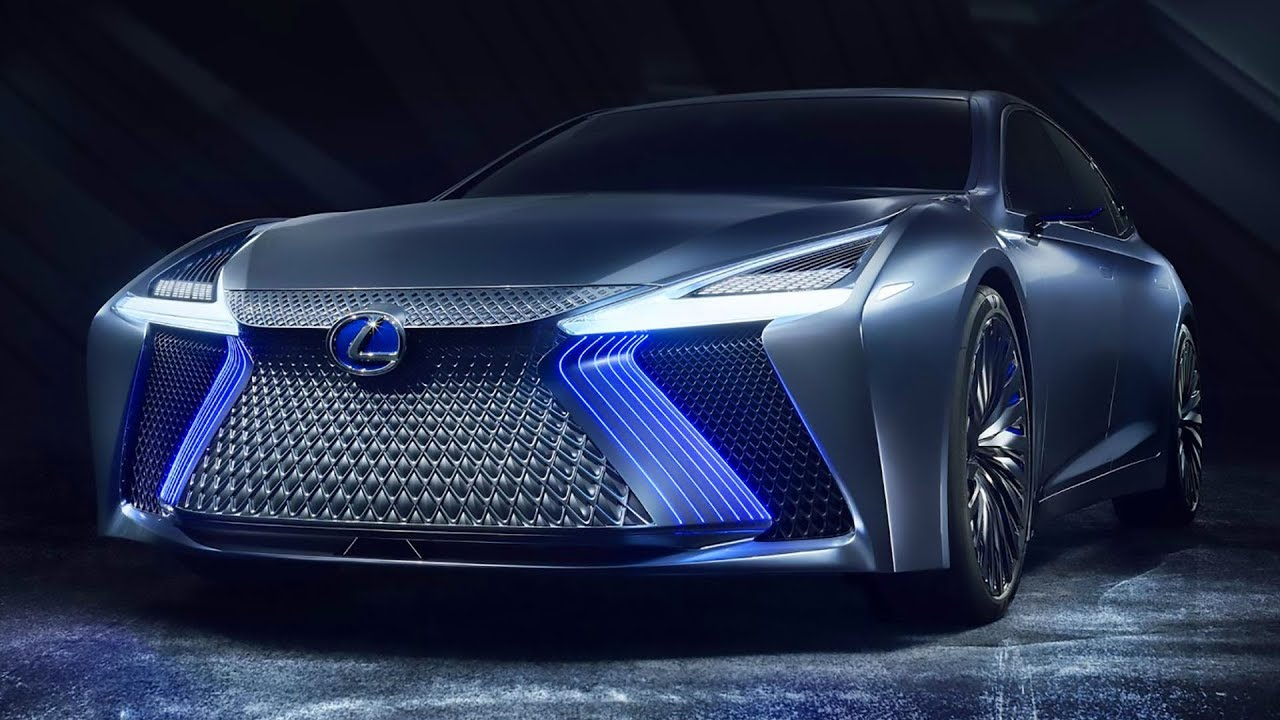 2020 lexus ls  concept first look at the next generation ls