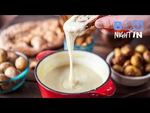 Cheese Fondue Recipe | Big Night In