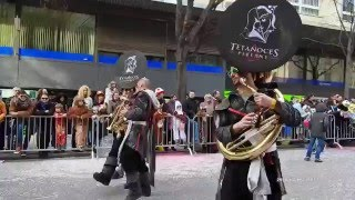 🎺  CARNAVAL SION 2016 - Tetanoces - Payerne