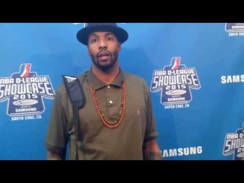 Tyrus Thomas Talks About His Comeback and D-League Showcase Experience