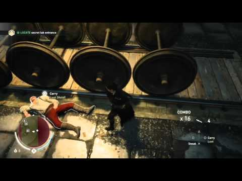 Assassin's Creed : Syndicate | Locate Secret Lab Entrance
