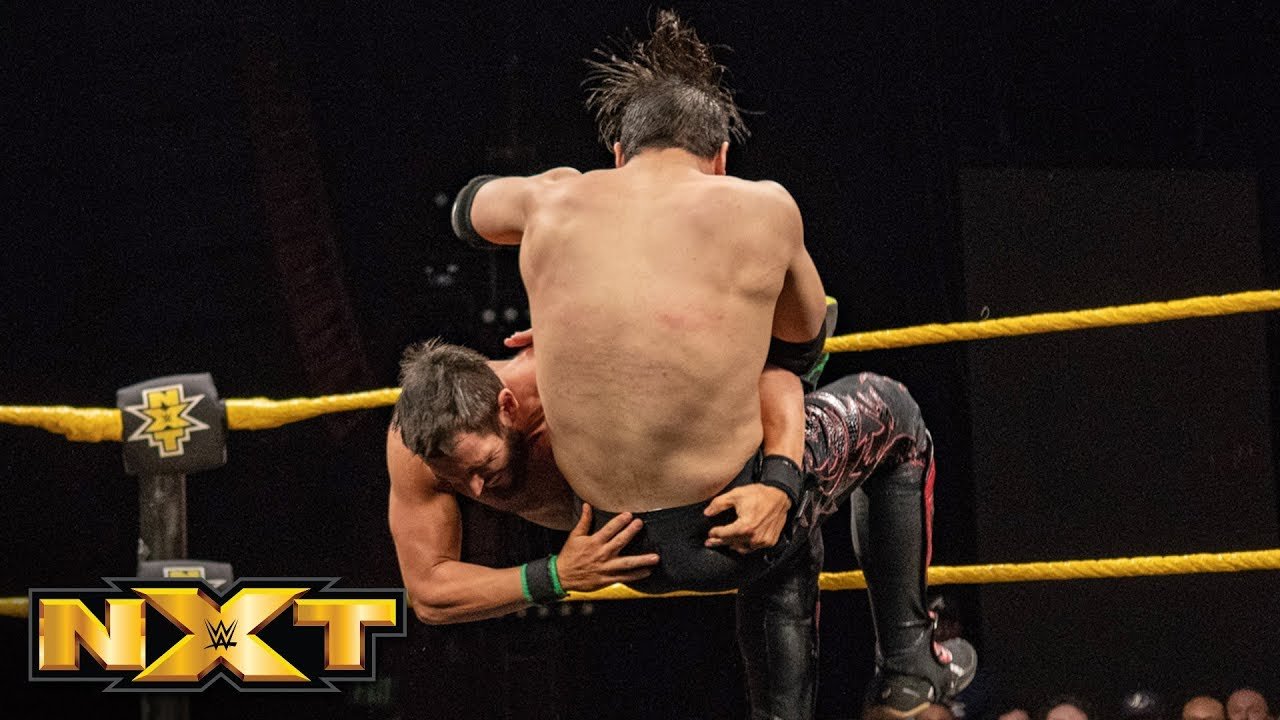 Humberto Carrillo vs. Johnny Gargano: WWE NXT, Jan. 16, 2019