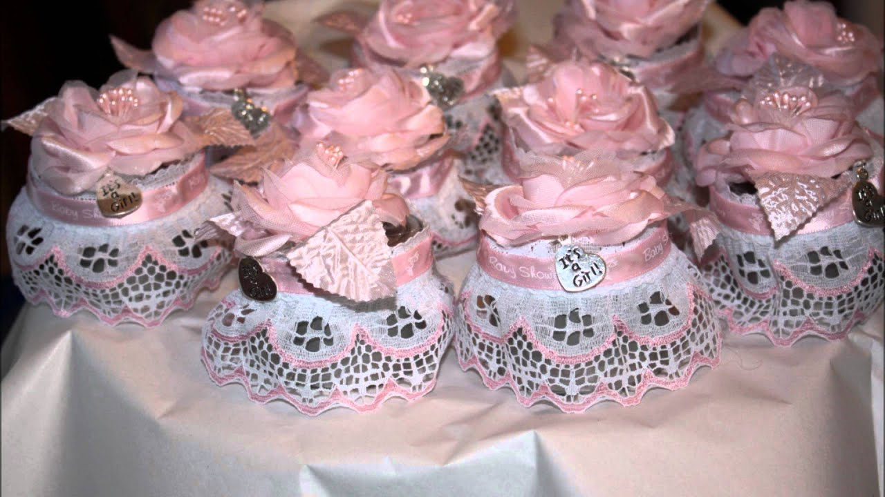 baby shower party favors youtube