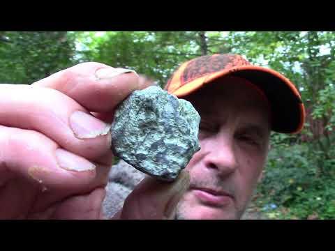 Cobalt Ontario Rocks - HiHo (Cleopatra) Silver Mine