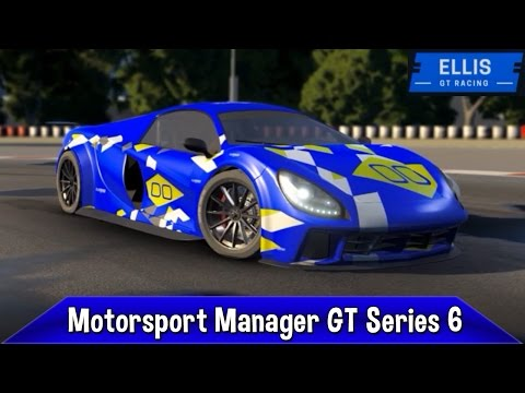 TwinPlays Motorsport Manager GT Series - #06 A Big Gamble |