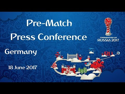 AUS vs. GER - Germany Pre-Match Press Conference