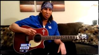 JD Shelburne Exclusive Final Four Video WAVE 3 Louisville