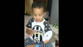 Video Anak Lucu...Lupa Syair